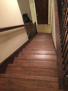 Stairs Flooring Projects